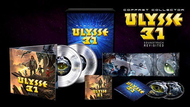 PARALLAX AU FESTIVAL, ULYSSE (RE)REVIENT!