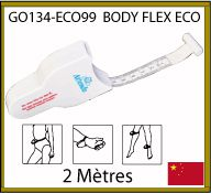 Mètre ruban BODY FLEX fab Europe