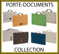 Porte-documents collection