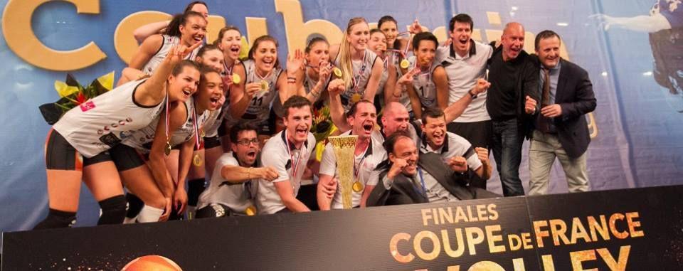 Vainqueur de la Coupe de France à Paris