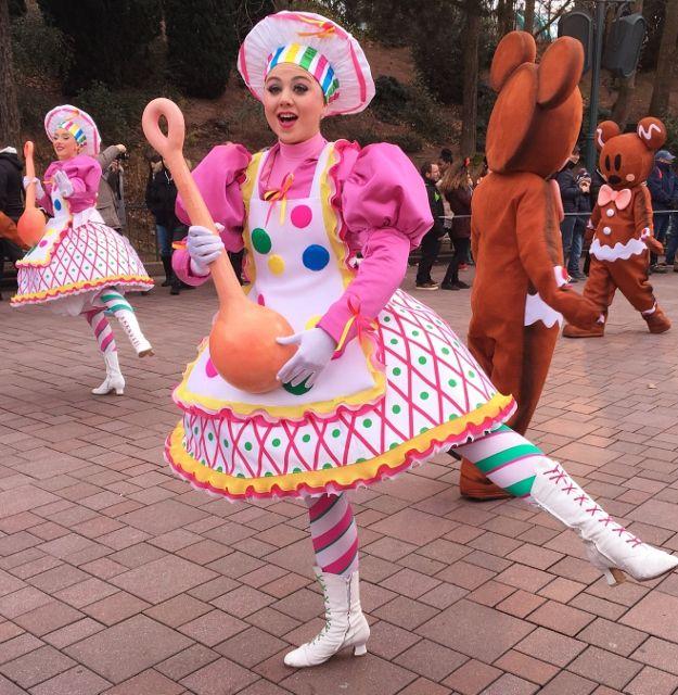 Parade Noel Disney 2