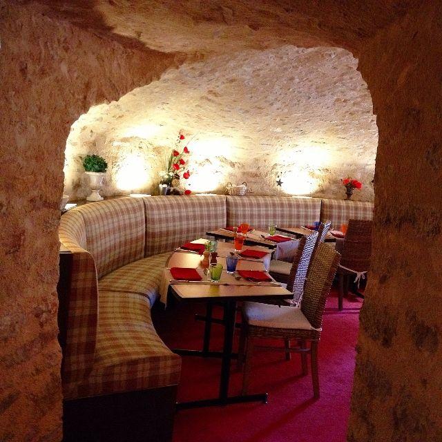 Restaurant du chateau de Chailly