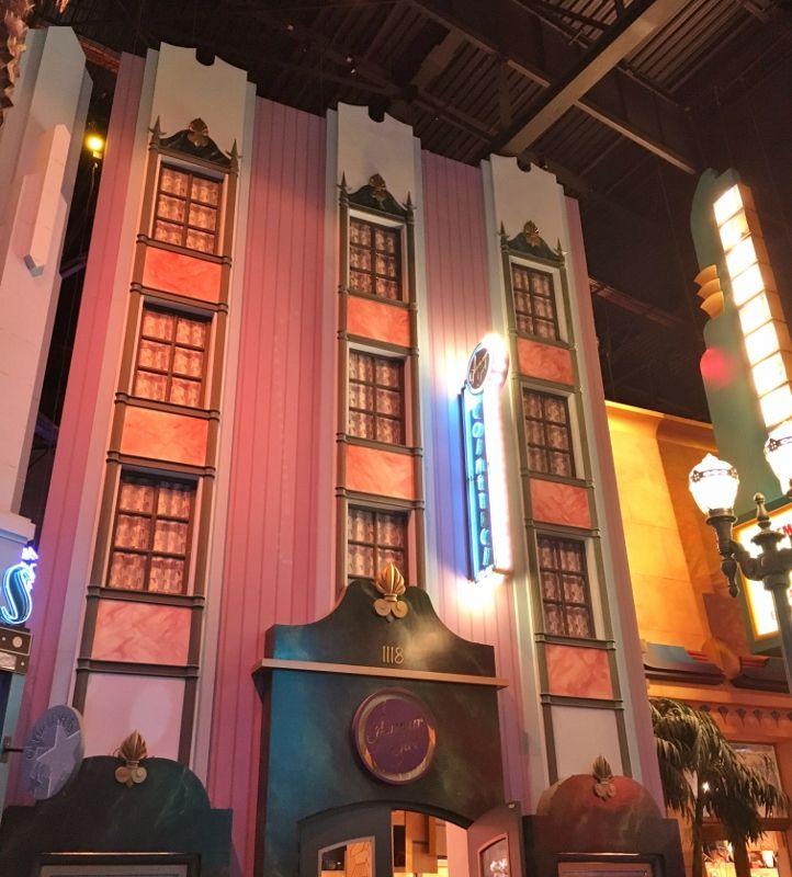 Entrée de Walt Disney Studios