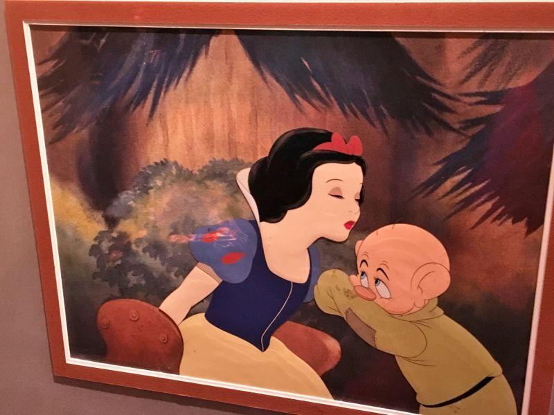 Art Animation Disney