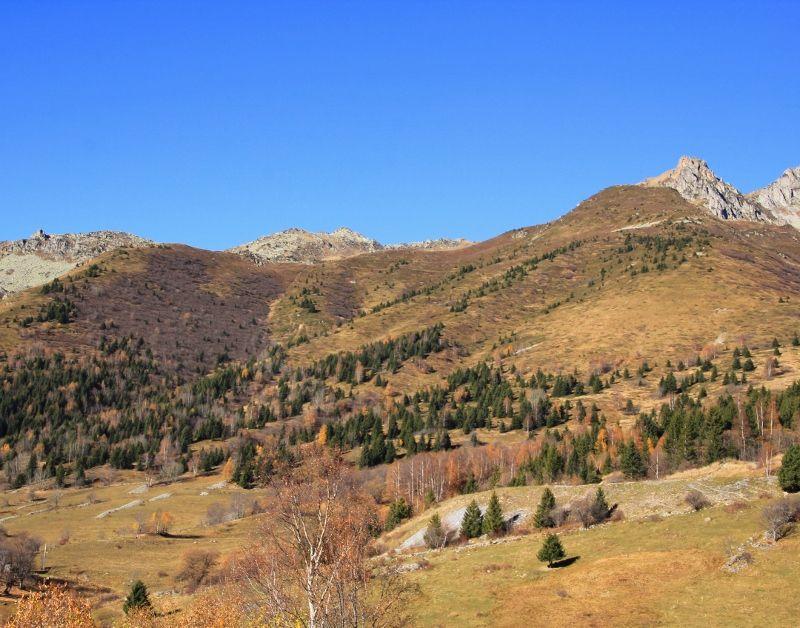 Charme automnal de la Savoie