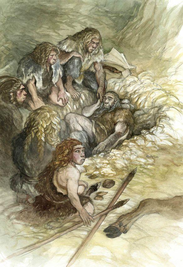 Les Hommes-Ours d'Atlantis