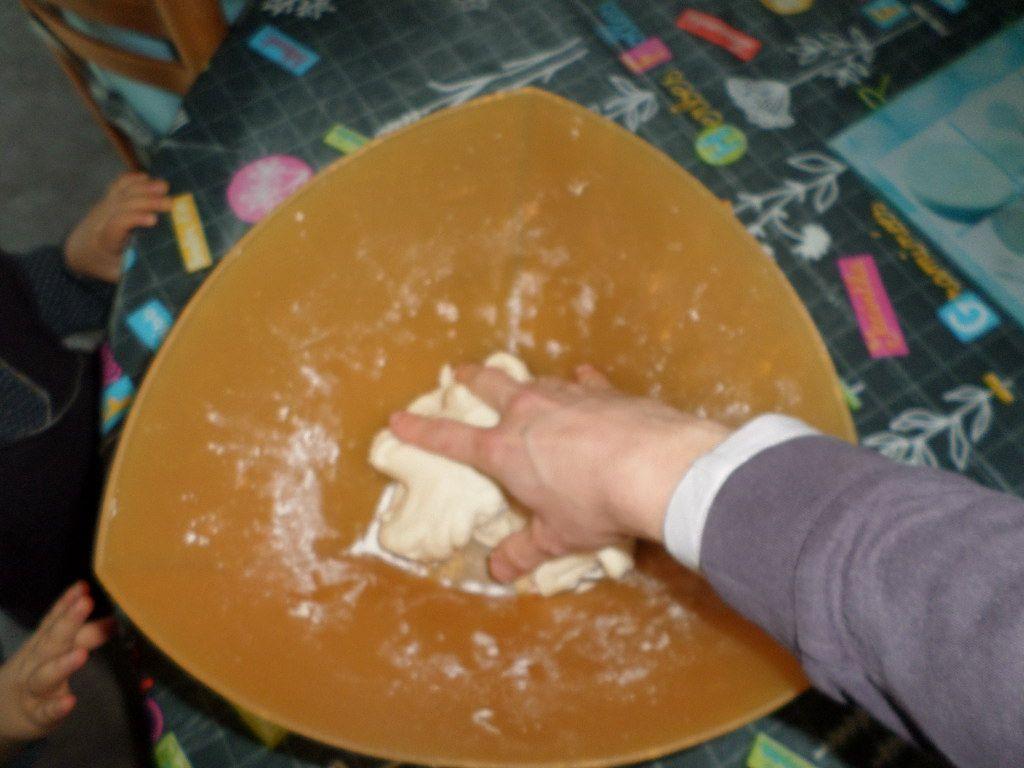 Recette de la pâte à sel