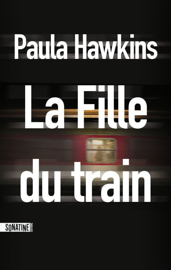 'La fille du train' - de Paula Hawkins