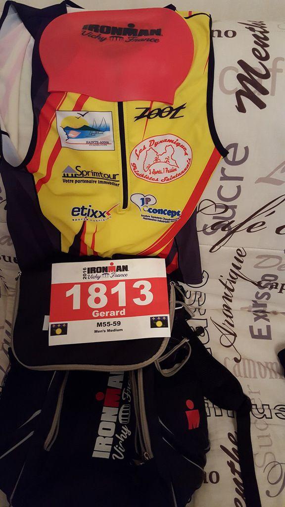 Ironman Vichy , 28 août 2016