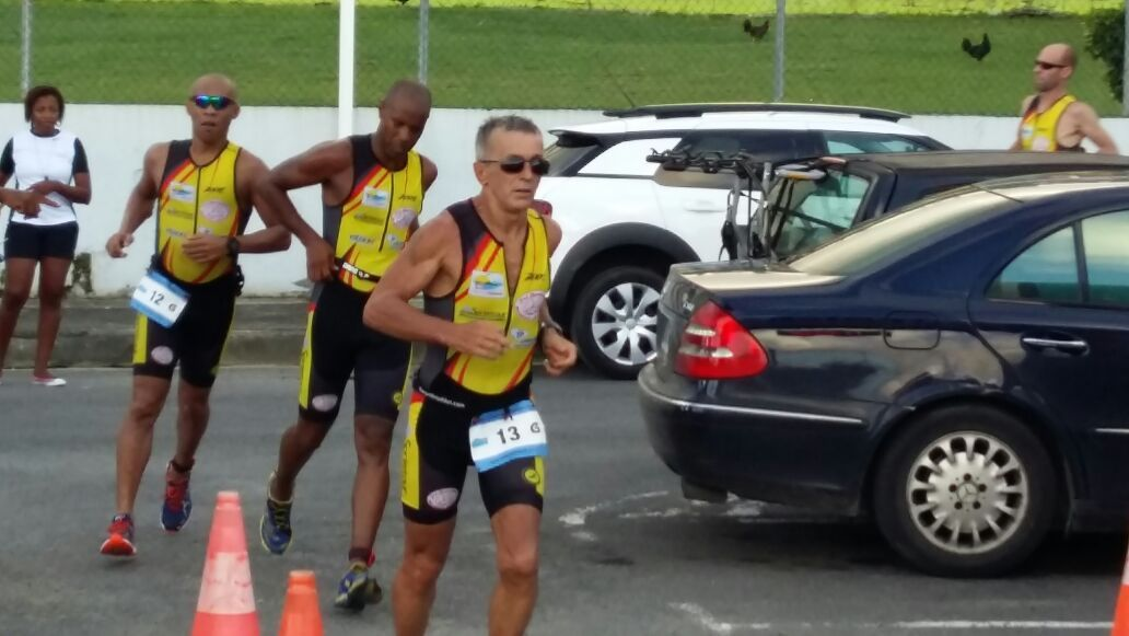 Triathlon coupe des clubs 2016