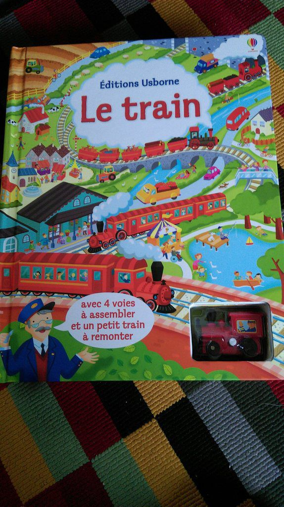 Le Train - Edition Usborne