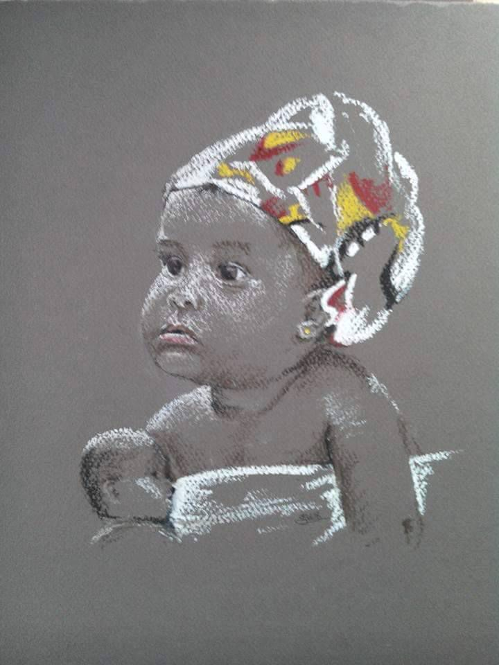 Illustration par Les Dessins d'Edith - Comme Maman !