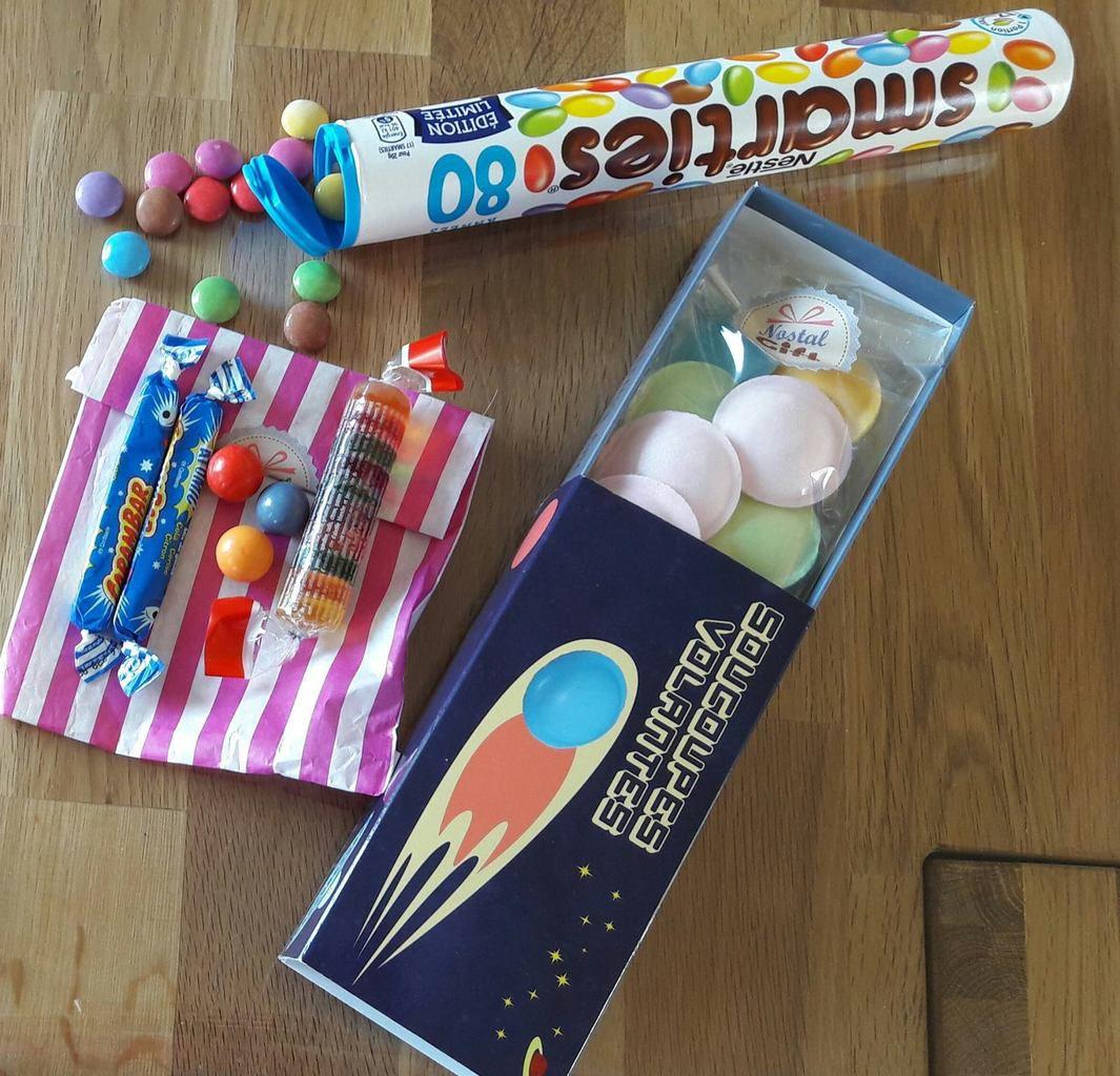 Bonbons d'enfance