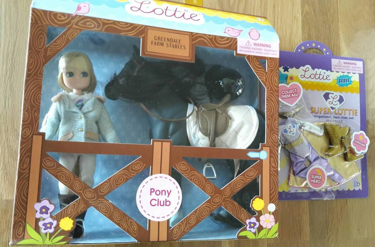 Poney Club Lottie