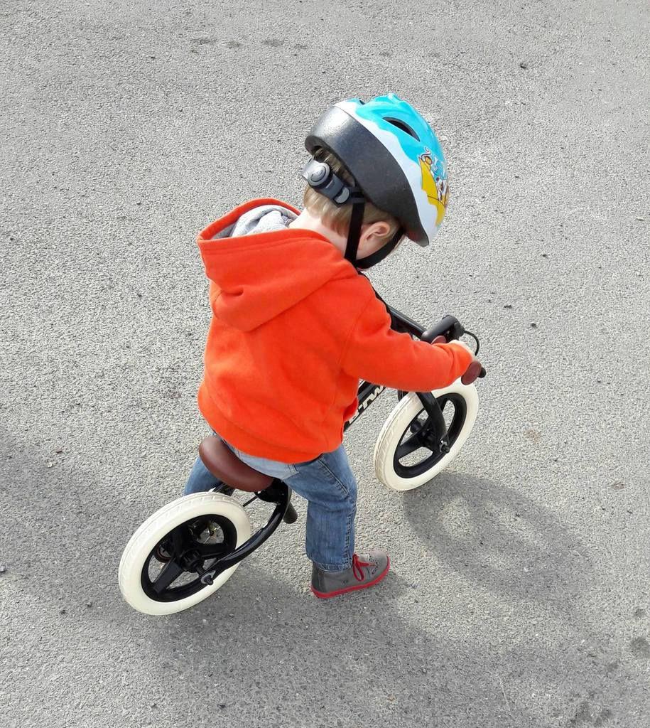 Draisienne avec freins - Decathlon
