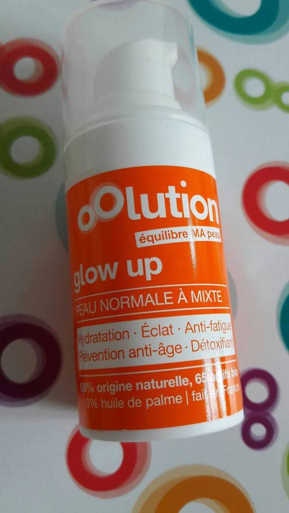 Glow Up par Oolution