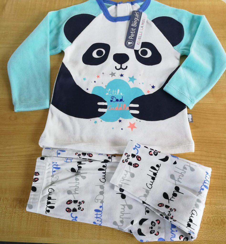 Pyjama Pandalapin par Petit Beguin