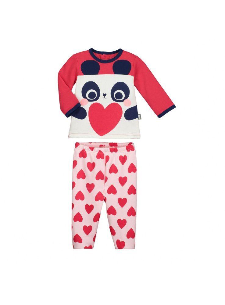 Pyjama bébé fille Petit Béguin