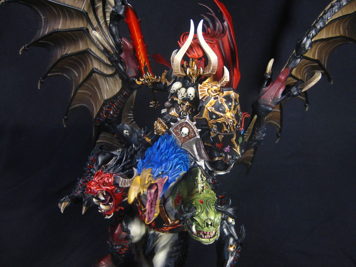 Archaon Everchosen !