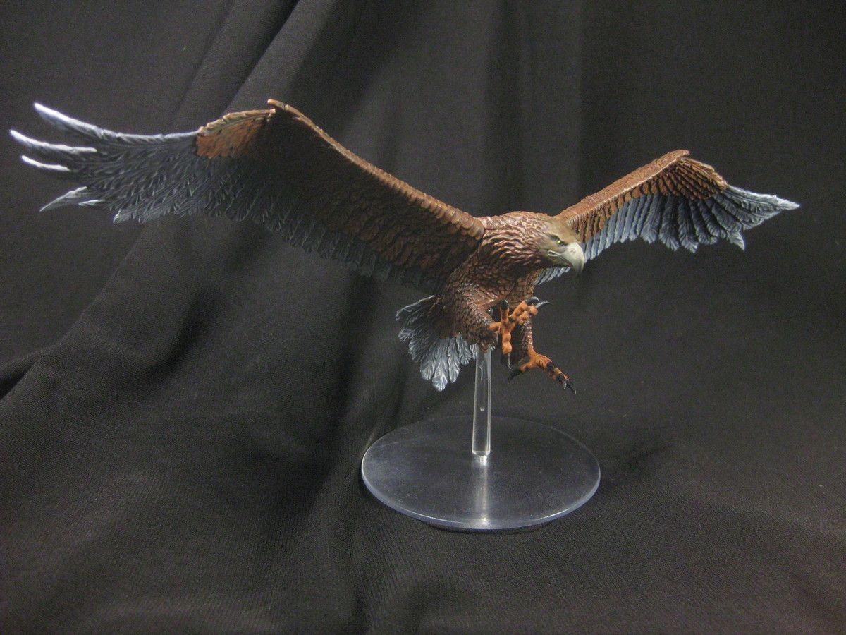 Des aigles, juste pour les figurines :)