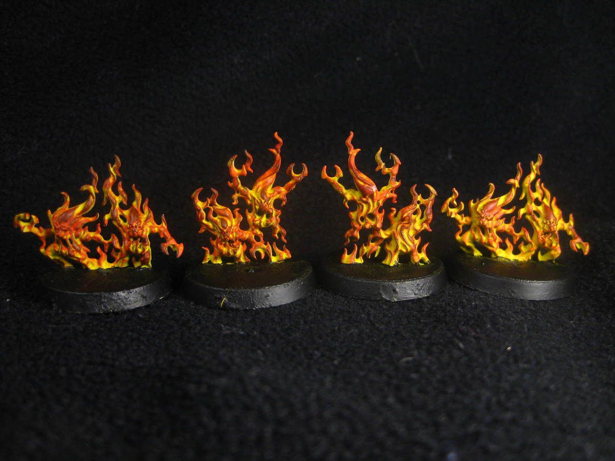 Horreurs pour Warhammer Quest : Silver T>ower
