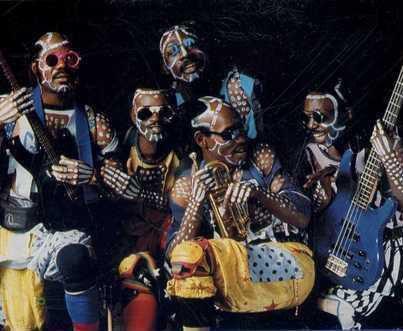 La discothèque de papa : banque des futurs succès de  la Mboa music