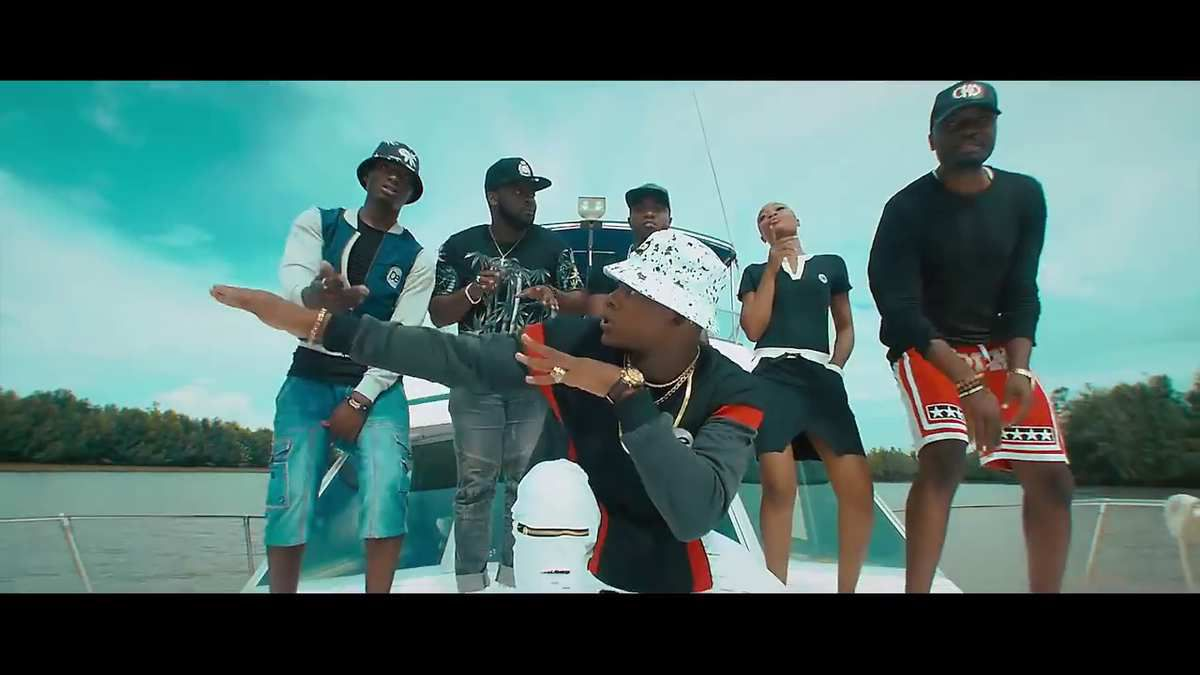 Performance Rap 237, Tenor « Do le dab ». Analyse