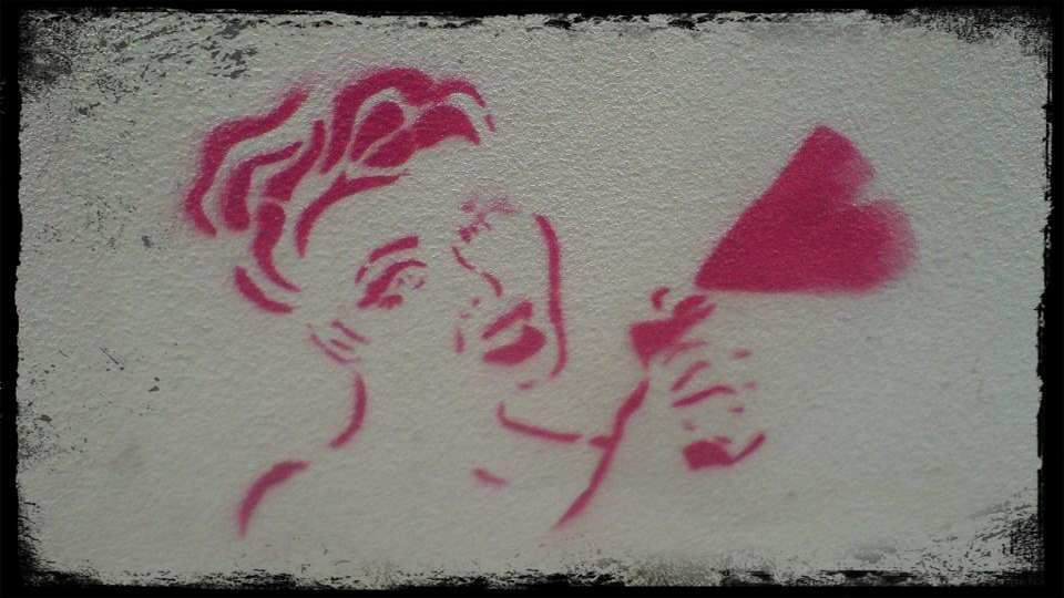 In Pink.(Budapest)