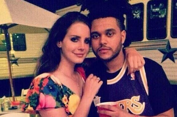 The Weeknd remercie Lana Del Rey lors de son discours aux American Music Awards