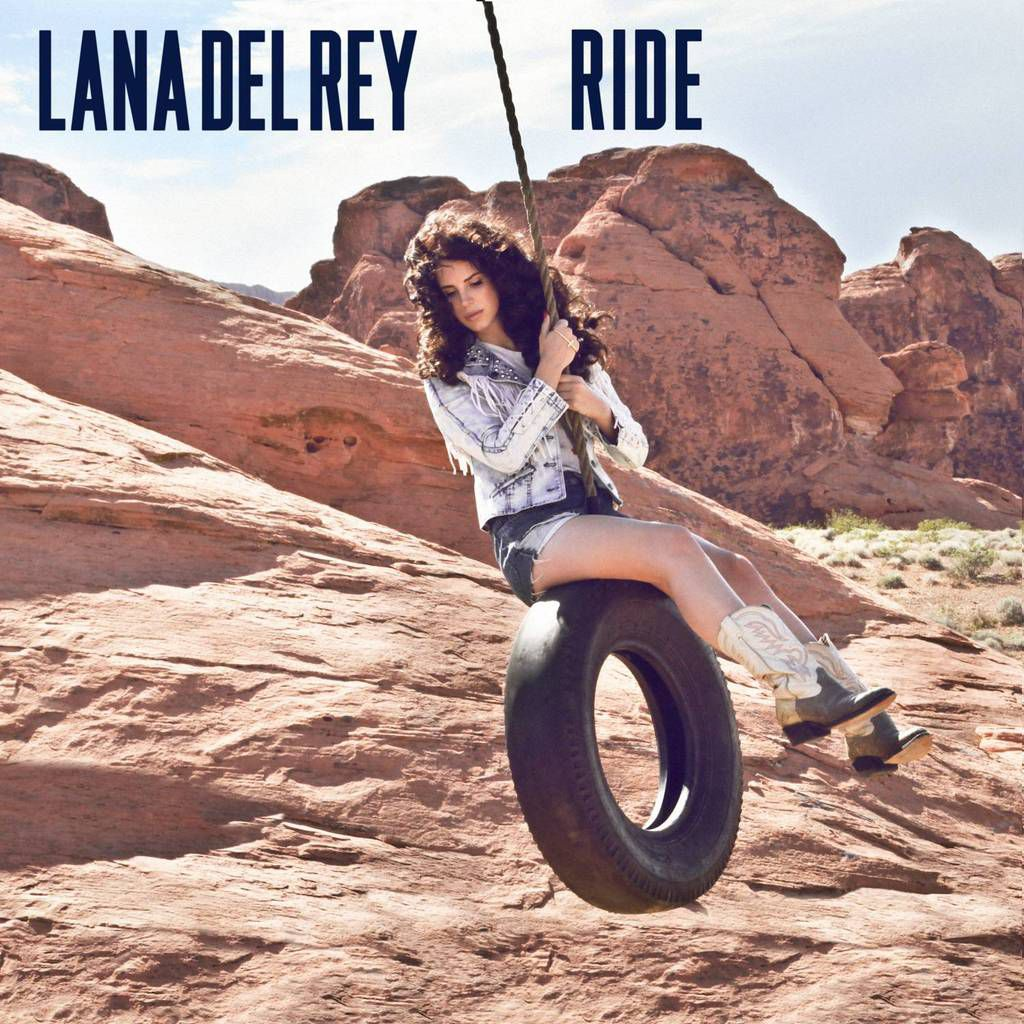 Pochette officielle du single de Ride