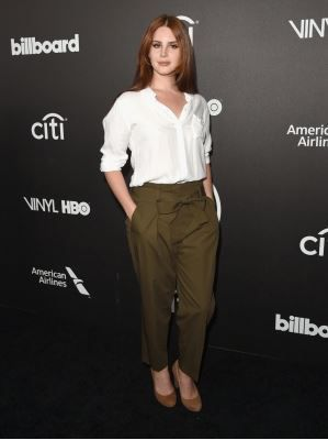 Lana était au Billboard Power 100 Celebration