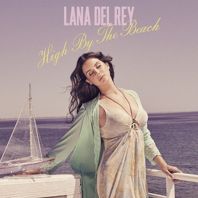 @honeymoon/@lanadelrey: 'High By The Beach'&#x3B; sortie le 10 Août
