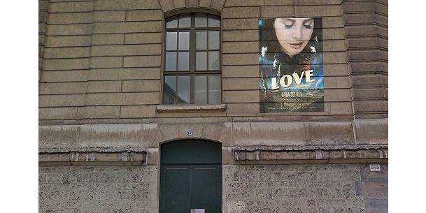 Poster de Love dans Paris