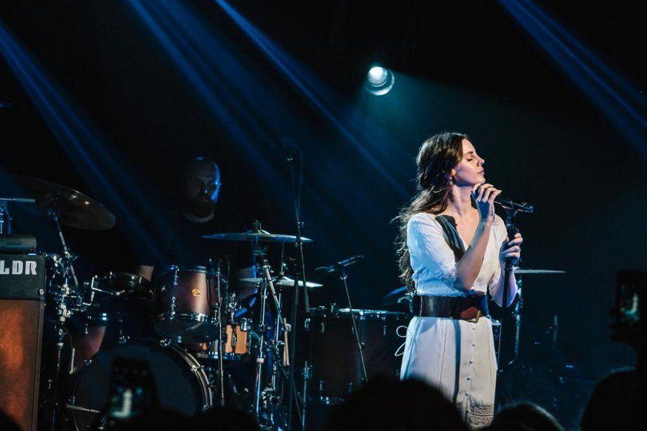 Lana Del Rey au SXSW Festival, Texas (17.03.17)
