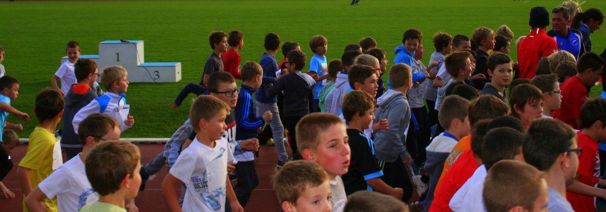 Cross inter-école 2015-2016