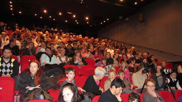 Notre spectacle au théâtre 22 et 23 Mars 2013