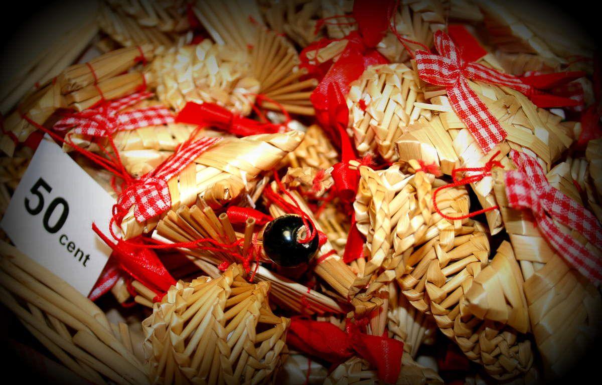 Nos réalisations pour le Marché de Noël