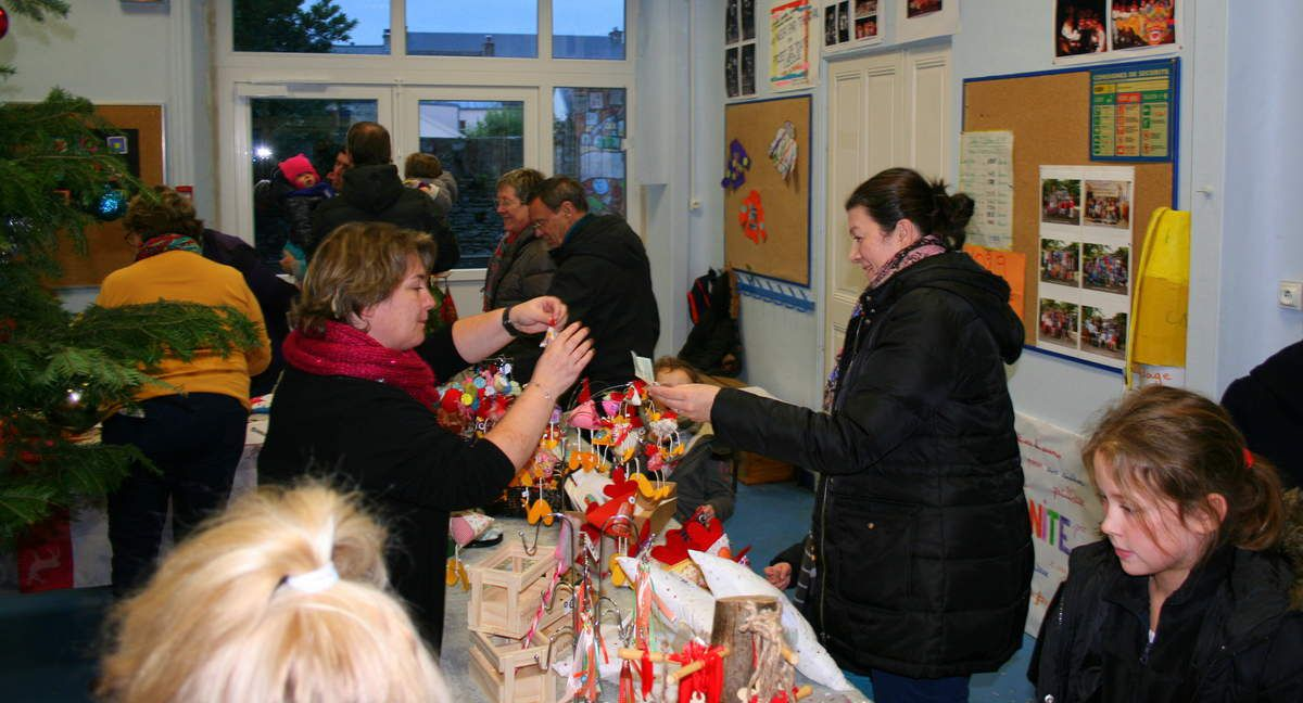 La semaine du marché de Noël