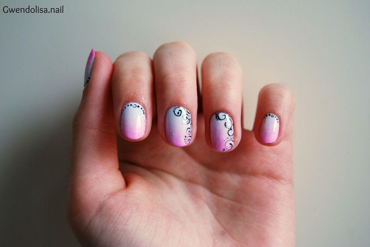 4 idées de nail arts