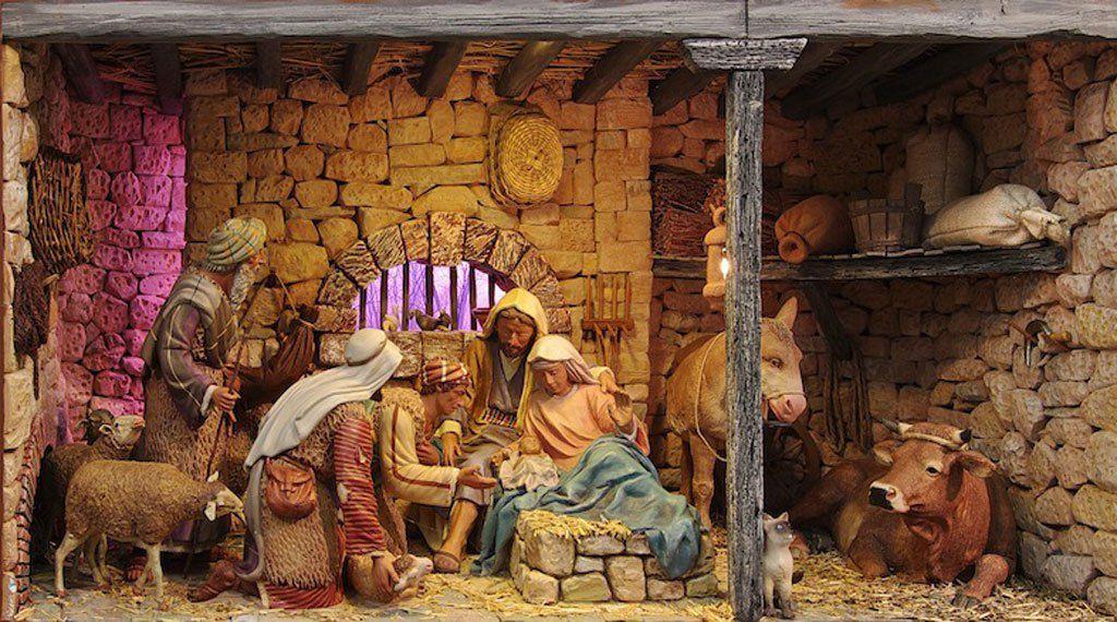 La crèche de Noël : histoire et traditions