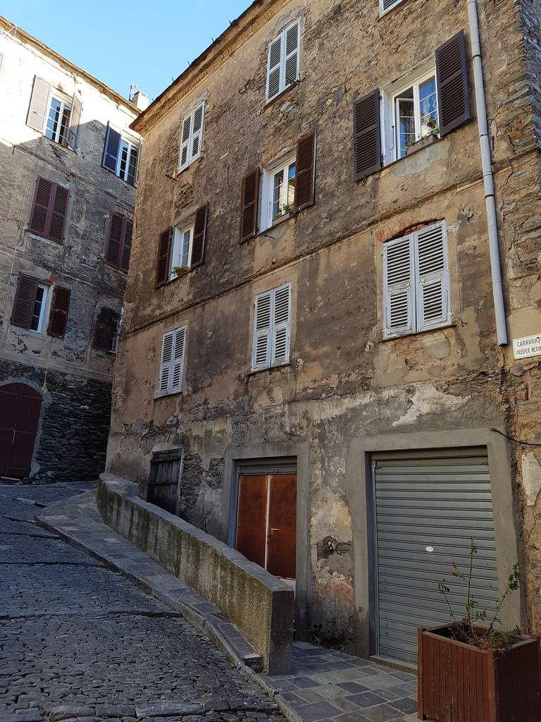 Valle di Campoloro: C'est en 1839 que Prosper Mérimée découvrit la chapelle...