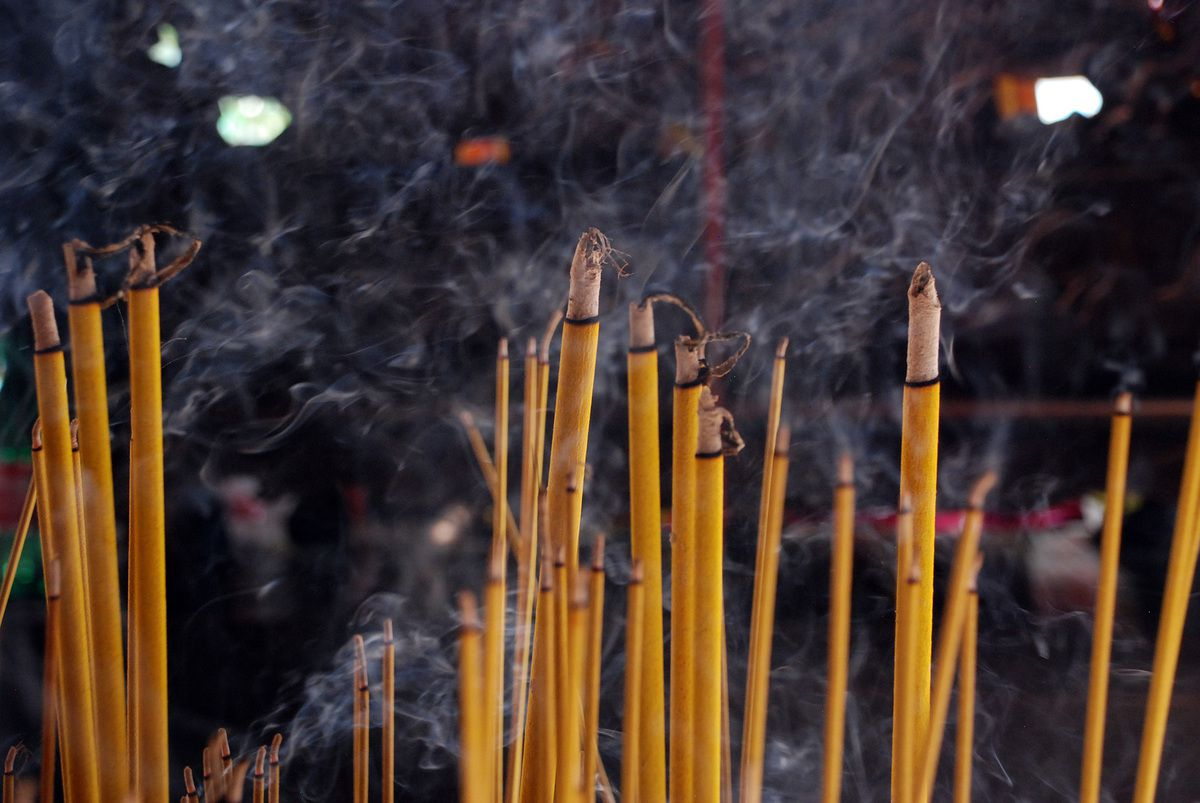 Significance of lighting Incense ... & Significance of lighting Incense Stick Before God - TataF Agarbatti