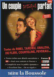 &quot&#x3B;Un couple presque parfait&quot&#x3B; au Théâtre La Boussole