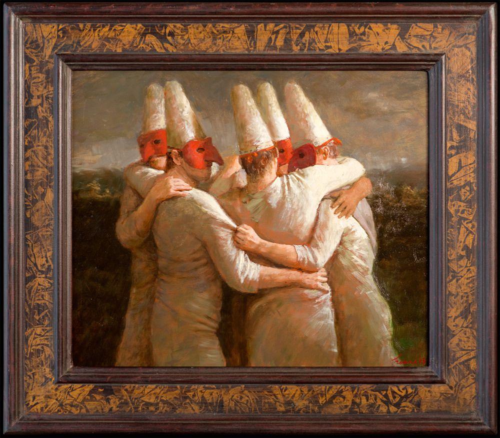 Kenne Gregoire, peintre hollandais