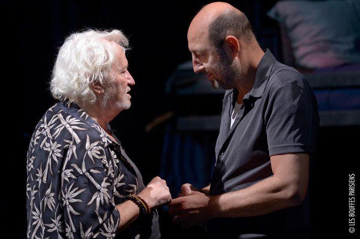 ACTING au Théâtre des Bouffes Parisiens