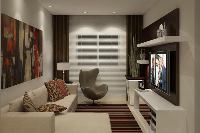 Consejos para decorar un salón pequeño - Muebles Baratos Online