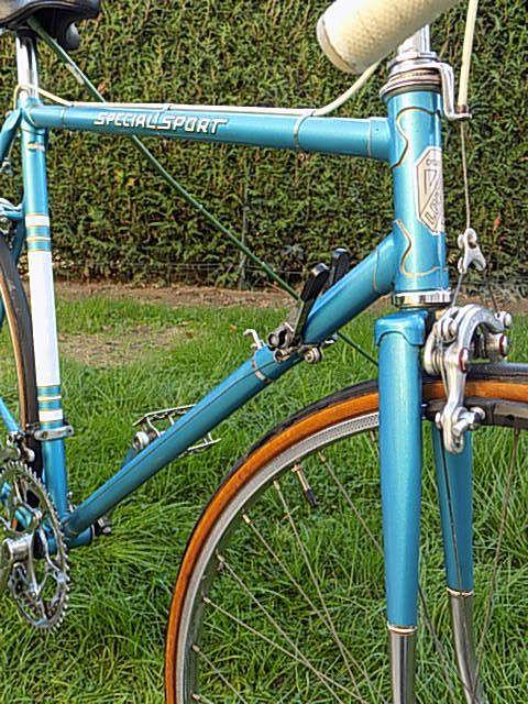Vélo MERCIER de 1973 (vendu)