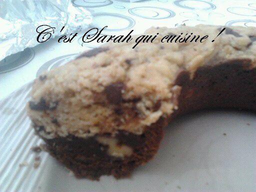 Moitié brownie Moitié cookie