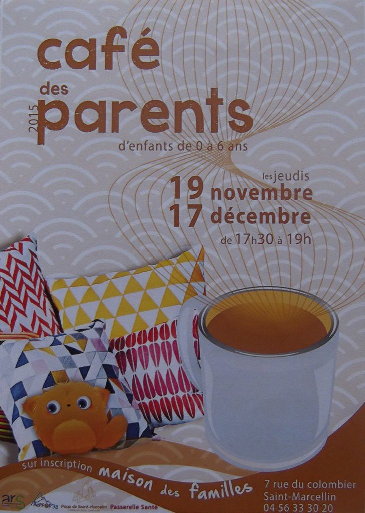 Café des parents à St Marcellin