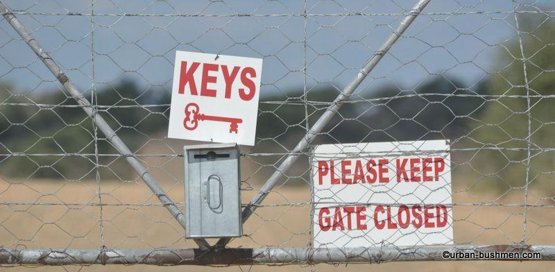 Les milices du Kalahari (Karin Brynard)